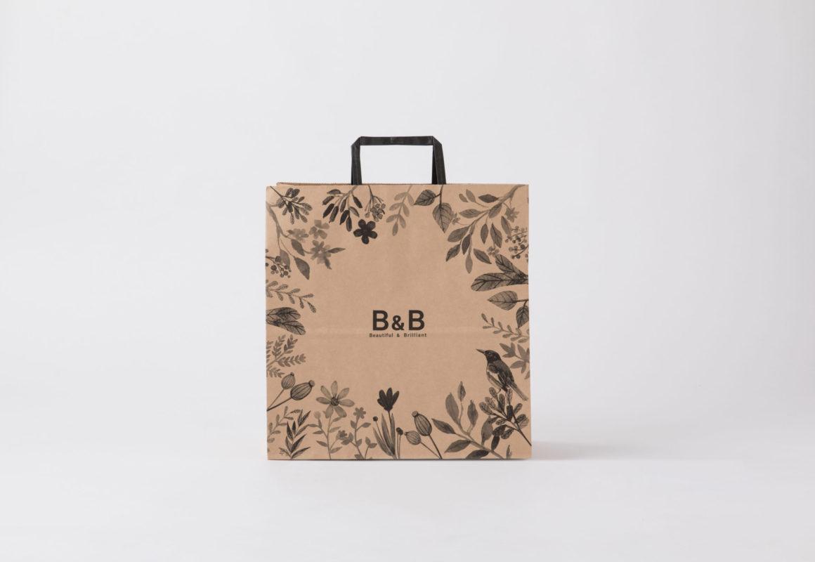 B&Bハウス 手提袋