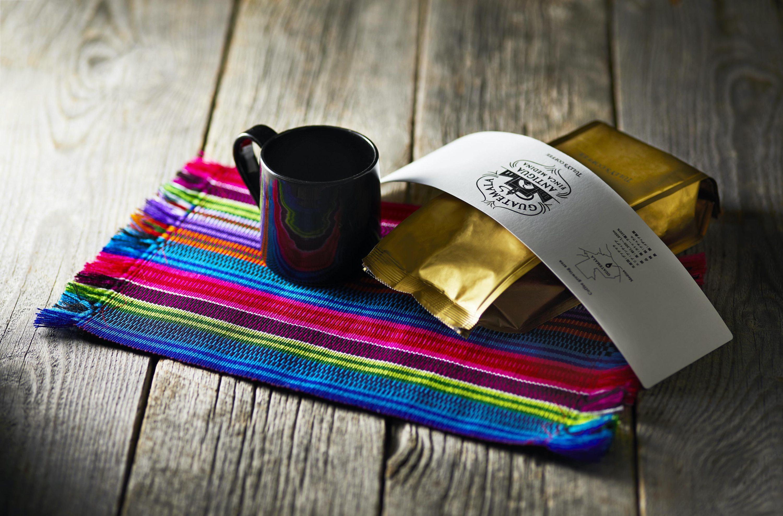 タリーズコーヒー グアテマラパッケージ